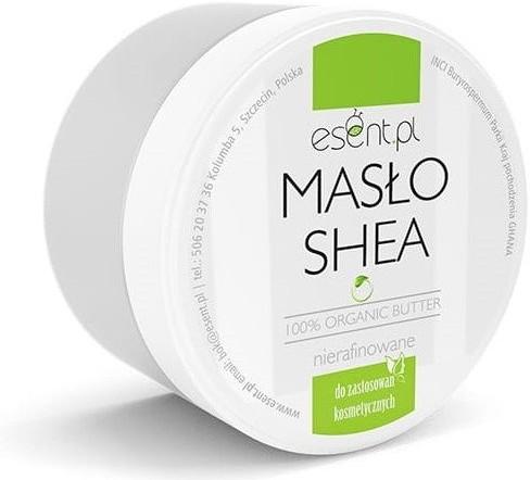 Organic Esent Esent Masło Shea Nierafinowane 200ml 49007-uniw