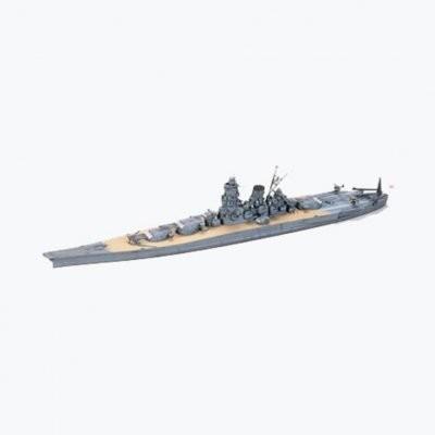 Tamiya Japanese Battleship Musashi 31114