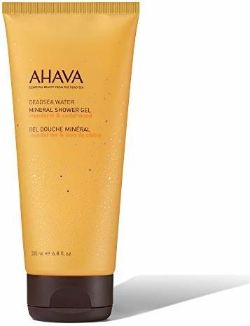 Ahava ahava: Mandarin & cedarw mineralne blender żel pod prysznic (200ML)