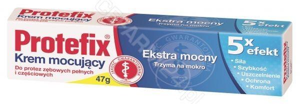 Queisser Pharma Protefix krem mocujący extra mocny 40 ml
