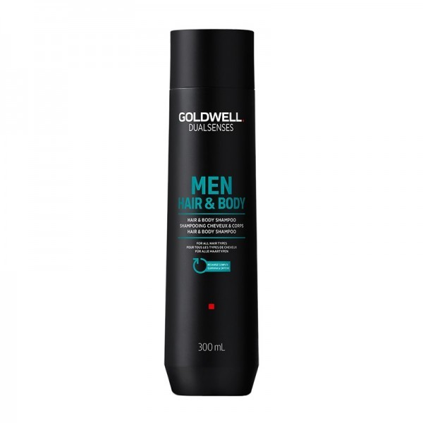 Goldwell FOR MEN HAIR BODY SZAMPON 300ml
