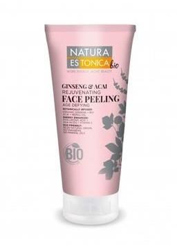 Natura Estonica Ginsegn & Acai Rejuvenating Face Peeling odmładzający peeling do twarzy 150ml 50631-uniw
