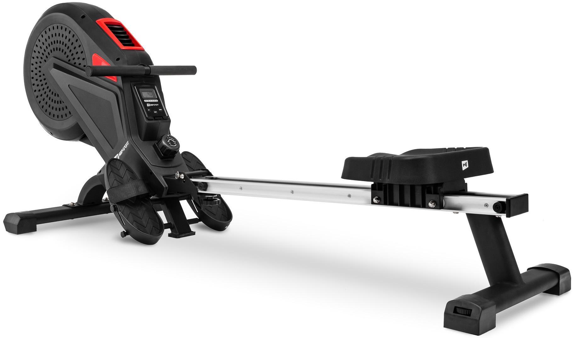 Hop-Sport Wioślarz magnetyczno-powietrzny HS-070R Rush - Hop Sport 27743-uniw