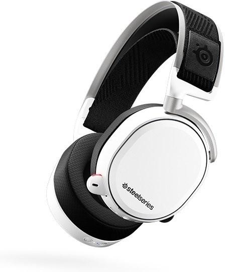 SteelSeries Arctis Pro Wireless białe