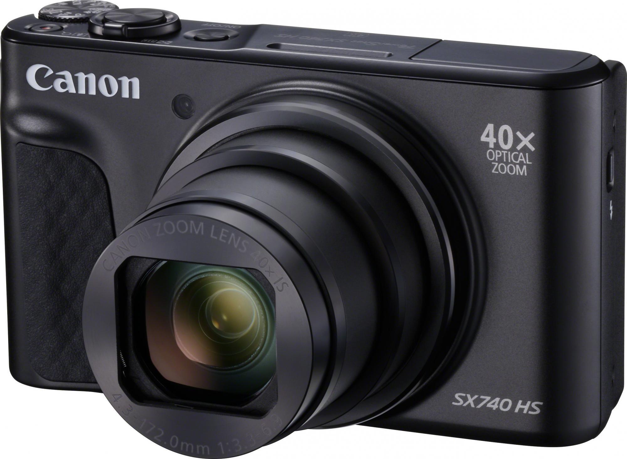 Aparat fotograficzny dla seniora Canon