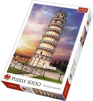 Trefl Puzzle 1000 elementów Wieża w Pizie 10441