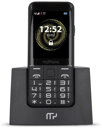 Telefon dla seniora myPhone