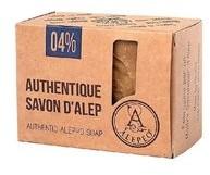 ALEPPO Alepeo Alepeo, Authentic Soap, 04% naturalne mydło w kostce, 200 g