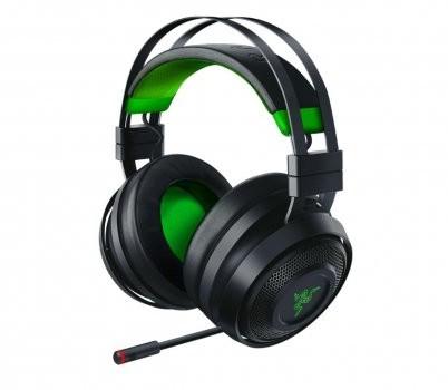Razer Nari Ultimate HyperSense czarno-zielone (RZ04-02910100-R3M1)