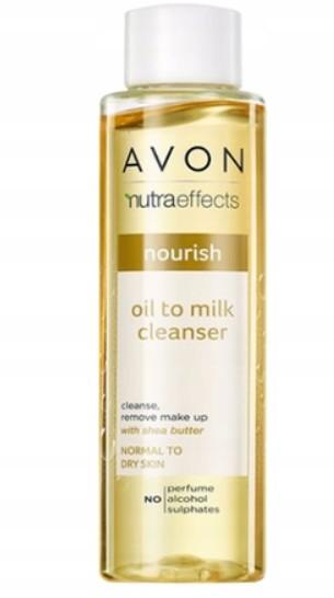 avon_ Lekki olejek do oczyszczania twarzy - 125ml