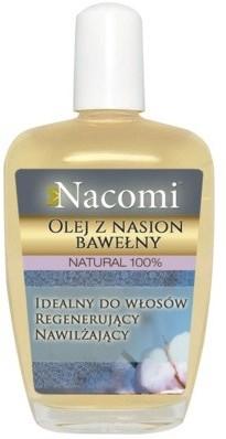 Nacomi Olej z nasion bawełny 50ml 1234600922