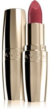 Avon Crme Legend silnie pigmentowana kremowa szminka odcień A-lister 3,6 g