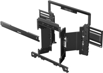 Sony SU-WL850: Uchwyt ścienny do telewizorów BRAVIA z obrotową podstawą i łatwym dostępem do przyłączy SUWL850