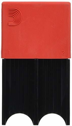 Rico D'Addario osłona trzcinowa do klarnetu i saksofonu, czerwona DRGRD4ACRD
