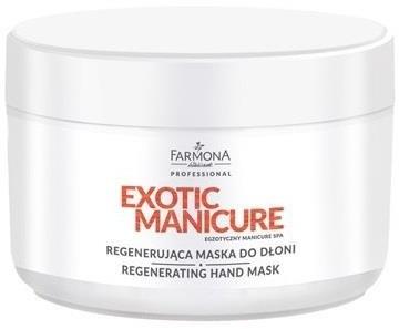 Farmona Professional Exotic Manicure Regenerująca Maska do dłoni 300ml