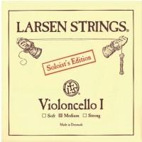 Larsen 639415) struna do wiolonczeli A Solo Strong 4/4
