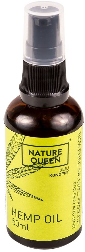 Nature Queen Nature Queen, olej konopny, 50 ml
