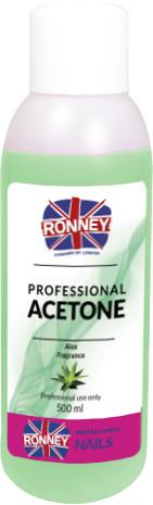 Ronney Ronney Aceton Do Paznokci Aloe 500ml RN 00557