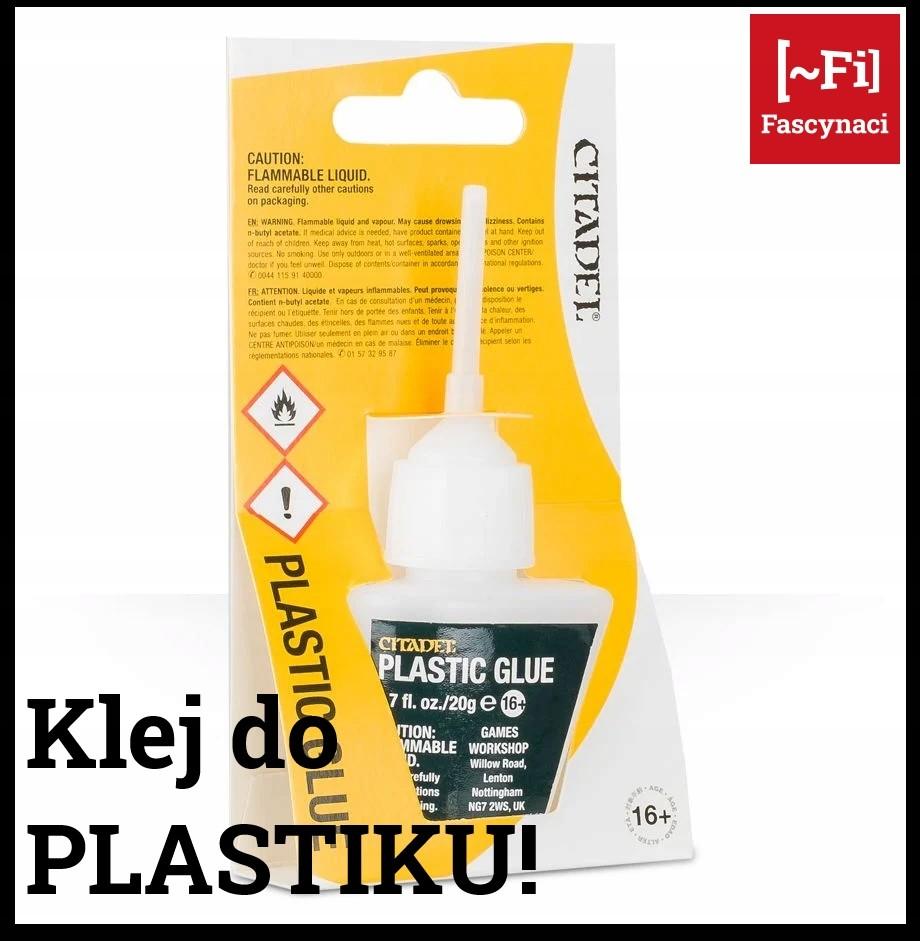 Citadel Klej modelarski do plastiku: Glue [~Fi]