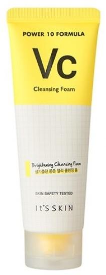 ITS SKIN Power 10 Formula Cleansing Foam Vc Rozświetlająca pianka do mycia twarzy 120ml 39661-uniw