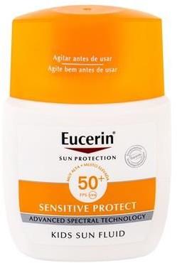 Eucerin Sun Kids Sensitive Protect Sun Fluid Preparat do opalania ciała K 50 ml e4005800194429