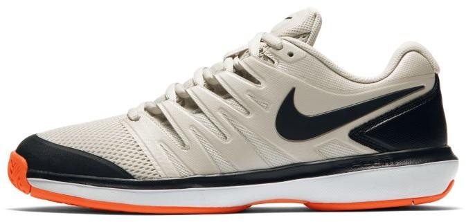 Nike Męskie buty do tenisa na twarde korty NikeCourt Air Zoom Prestige - Kremowy AA8020-004