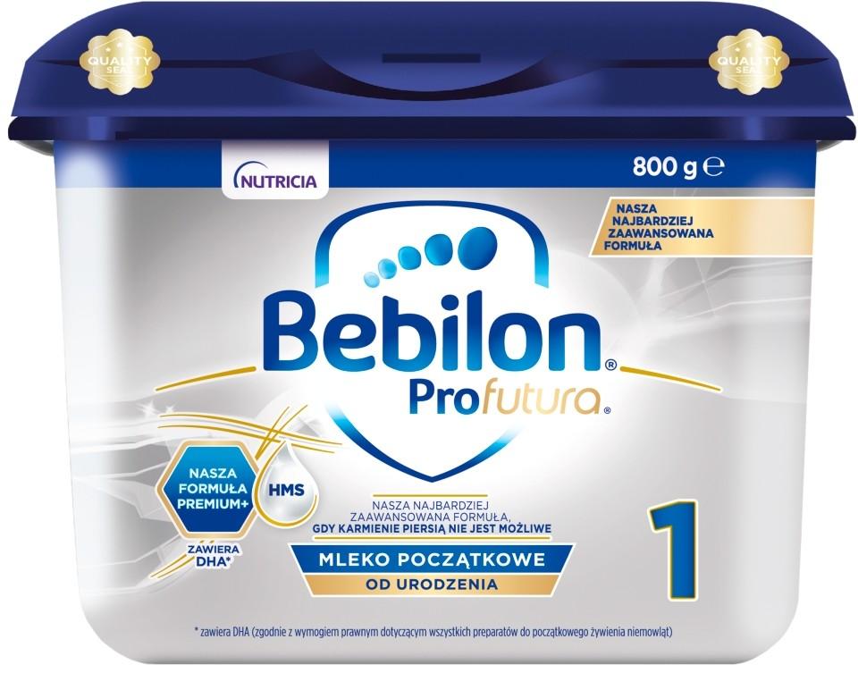 Bebilon 1 800g Profutura dietetyczny środek spożywczy
