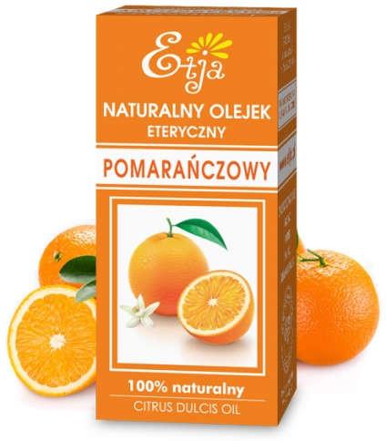 Etja olejki Olejek Eteryczny Pomarańczowy, 10ml ETE6325 [2687022]