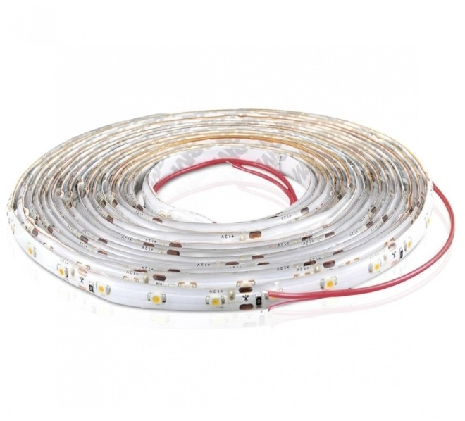 Polux Taśma LED 5m 8W/12V IP44 6500K