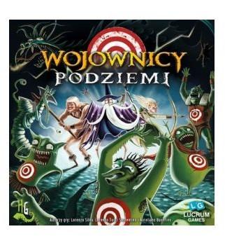 Lucrum Games Wojownicy Podziemi