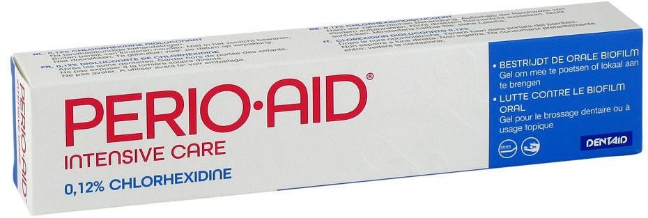 Dentaid GmbH Perio Aid Intensive Care Zahngel 75 ml