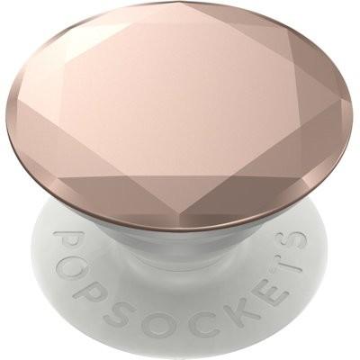 POPSOCKETS Uchwyt i podstawka POPSOCKETS do telefonu Rose Gold Metallic Diamond)