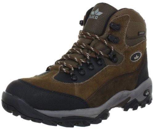 370911f3 Lico Milan męskie buty do trekkingu i pieszych wędrówek - brązowy - 49 EU  B00TYK5ZQ6