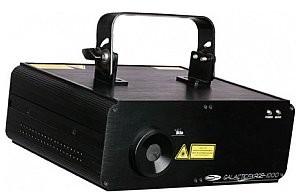 Showtec Galactic FX RGB-1000 Laser dyskotekowy 51343