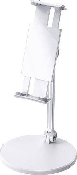 USAMS Uchwyt Uchwyt biurkowy na telefon/tablet biały/white ZJ057ZJ02 US-ZJ057 101647