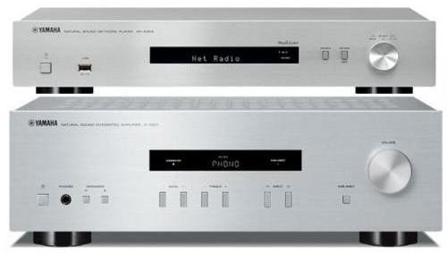 Yamaha A-S201 s + CD-S300