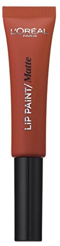 Loreal Paris Lip Paint 204 Red Actually szminka w płynie z matowym wykończeniem 8ml