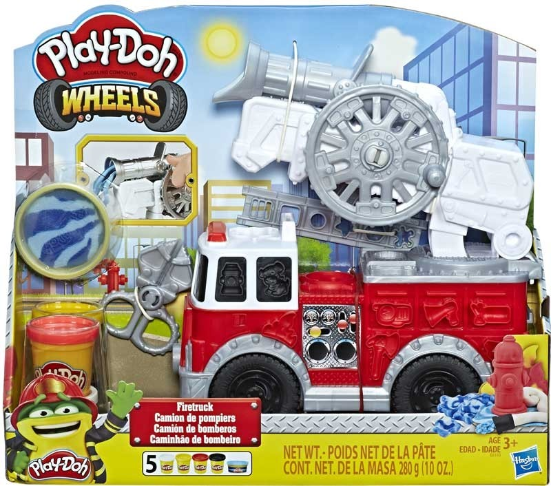 Hasbro Play-doh Woz Strazacki E6103 Pud3