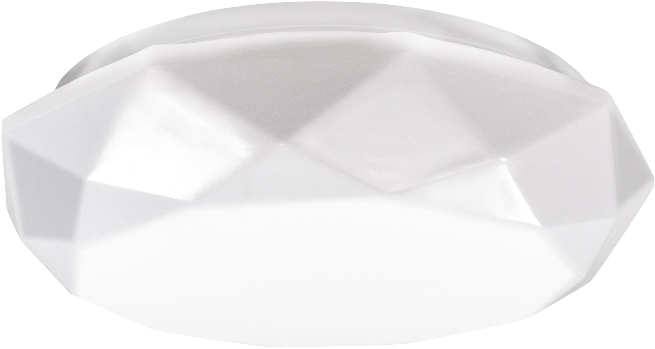 Polux Plafon śr:32cm LED SELINA 17W 1300lm 4000K IP44 SANICO 308559