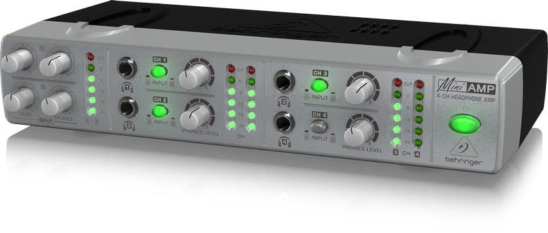 Behringer AMP800 Wzmacniacz słuchawkowy