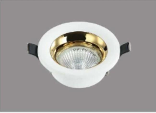 Orlicki Design Lampa do zabudowania K/G FODO GOLD