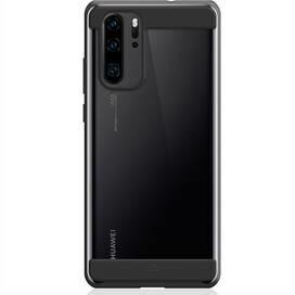 Rock Obudowa dla telefonów komórkowych Black Air Robust Case pro Huawei P30 Pro BR3058ARR02) Czarny
