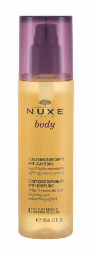 Nuxe Body Care Body-Contouring Oil Anti-Dimpling cellulit i rozstępy 100 ml tester