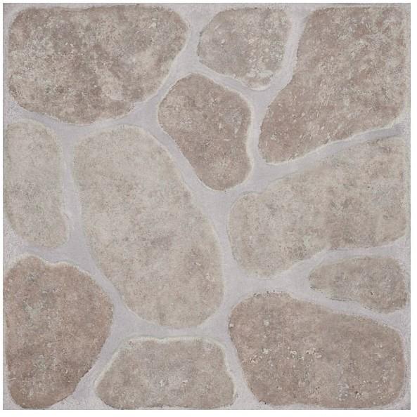 OPP Gres szkliwiony  Pierre 33 x 33 cm gris 1 31 m2