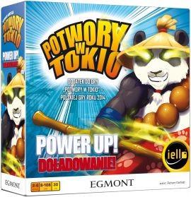 Egmont Power Up potwory w Tokio 2018