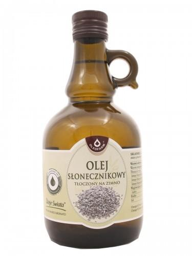 Oleofarm Olej słonecznikowy - 500 ml 02088