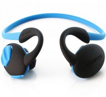 Boompods Sportpods Enduro niebieskie (CH0056)
