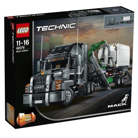 LEGO Klocki Technic Mack Anthem 42078