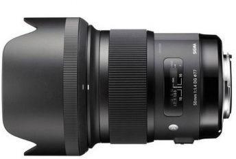 Sigma 35mm f/1.4 A HSM DG Canon (OSC35/1.4 A DG HSM)