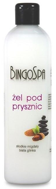 BingoSpa Żel pod prysznic Biała Glinka i Migdały 300ml 1234582627